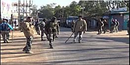लोहरदगा जिले के सभी क्षेत्रों से हटाई गई कर्फ्यू, लागू रहेगा धारा 144
