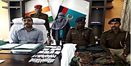 चाईबासा पुलिस को मिली बड़ी सफलता, पीएलएफआई के सक्रिय सदस्य को हथियार के साथ किया गिरफ्तार