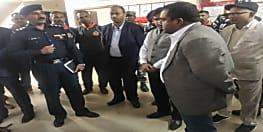 आपदा प्रबंधन मंत्री ने एनडीआरएफ कंपनी का किया दौरा, कमियों को दूर करने का दिया आश्वासन