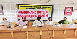 झारखंड होटल एसोसिएशन का हुआ गठन, अरविन्दर सिंह खुराना चुने गए अध्यक्ष