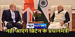 गणतंत्र दिवस के मुख्य अतिथि नहीं बनेंगे ब्रिटेन के प्रधानमंत्री, पीएम मोदी को यह बताया कारण
