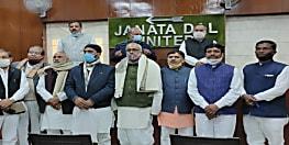 योगी नहीं नीतीश मॉडल... JDU अब उत्तरप्रदेश चुनाव में भी ठोकेगा ताल, राष्ट्रीय अध्यक्ष RCP सिंह ने किया ऐलान