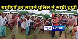 मानवता को तिलांजलिः पुलिस के सामने ही ग्रामीणों ने पुजारी को बांधा और बेदर्दी से पीटा, विचलित करने वाला वीडियो वायरल