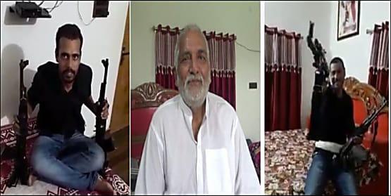 अनंत सिंह के दुश्मन पहलवान जी के घर मे लहराया गया एके 47, लेकिन पुलिस के खाका में विवेका का नाम हो गया नदारद...विश्वास नहीं हो तो रिपोर्ट देखिए