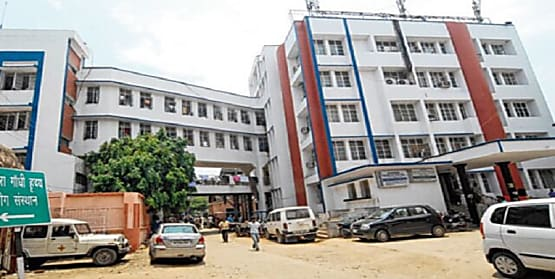 बड़ी खबर : बिहार के सबसे बड़े हृदय रोग अस्पताल की लिफ्ट खराब,गंभीर मरीजों को दी जा रही घर जाने की सलाह