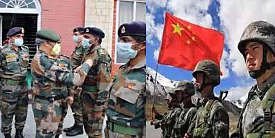 चुशल पहुंचे भारतीय सेना के अधिकारी, सीमा विवाद पर चीन से होनी है बातचीत