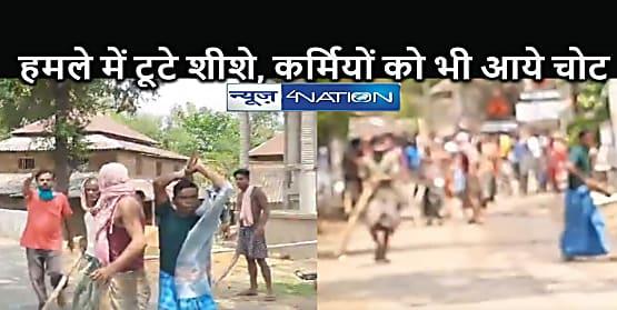 पश्चिम बंगाल में बवाल: केंद्रीय मंत्री की कार पर हमला, खुद दी हमले की जानकारी