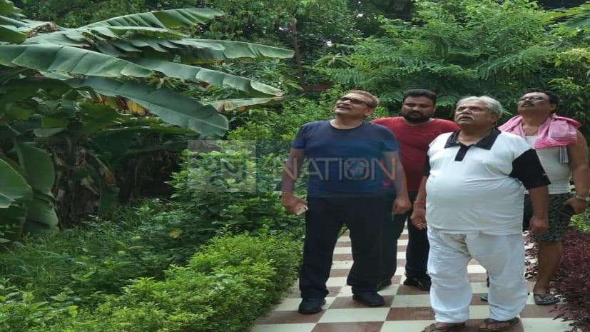 जब अचानक मंत्री के आवास पहुंच गए बिहार के डीजीपी, जानिए फिर क्या हुआ...