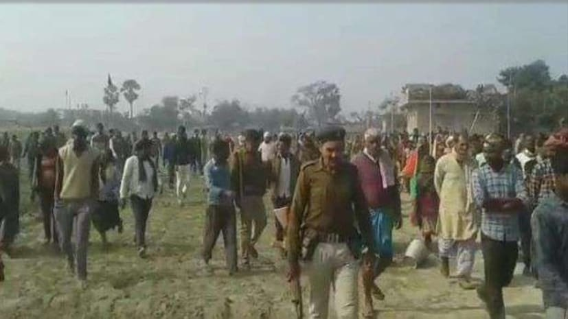 बेगूसराय : महादलितों ने पटवन करने गए किसानों के साथ जमकर की मारपीट, 2 किसान घायल