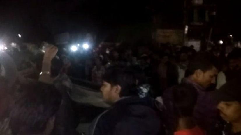 अभी-अभी : पटना में तेज रफ्तार कार ने बच्चे को 5 किमी घसीटा, बच्चे के शरीर के हुए दो टुकड़े