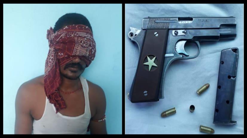 नालंदा का आतंक वेद प्रकाश उर्फ सातो यादव गिरफ्तार, पुलिस ने रखा था 50 हजार इनाम