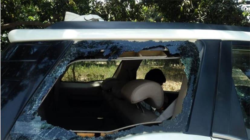 अभी-अभी : छपरा में राजद और बीजेपी समर्थकों के बीच मारपीट, कई वाहनों में तोड़फोड़