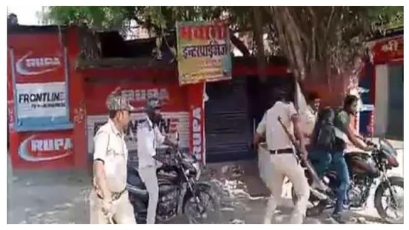 मतदान के दौरान लाठीचार्ज, राजद प्रत्याशी ने नीतीश-पासवान पर साजिश का लगाया आरोप