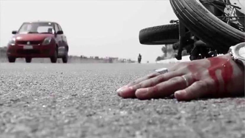 सड़क हादसे में पंचायत समिति सदस्य की मौत, विधायक ने दिया मदद का आश्वासन