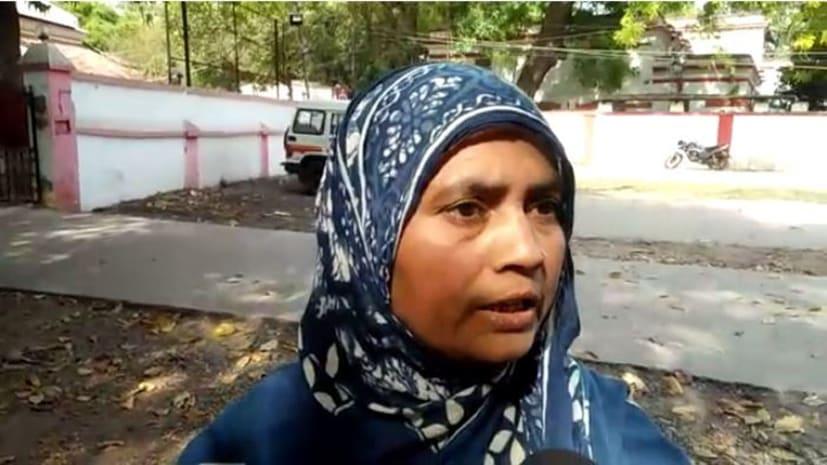 घर पर कब्ज़ा करने के उद्देश्य से दबंगों ने किया हमला, एसएसपी से मिलकर पीडिता ने लगाई गुहार