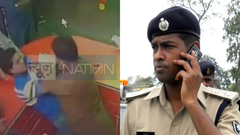 न्यूज़4नेशन की खबर का असर: बीजेपी उपाध्यक्ष के भाई की गुंडागर्दी मामले में पुलिस की ताबड़तोड़ छापेमारी,फॉरच्यूनर गाड़ी जब्त