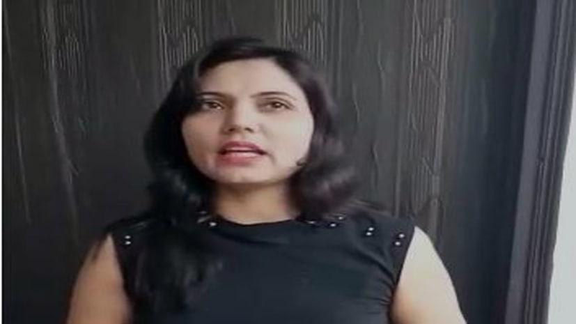 भोजपुरी फिल्म अभिनेत्री के पटना से अपहरण की बात निकली अफवाह, नीलम ने खुद वीडियो जारी कर किया खुलासा