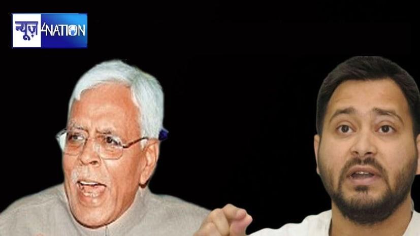 शिवानन्द तिवारी ने तेजस्वी यादव पर खड़े किए सवाल,कहा-एक जाति विशेष से घिरे रहते हैं नेता प्रतिपक्ष