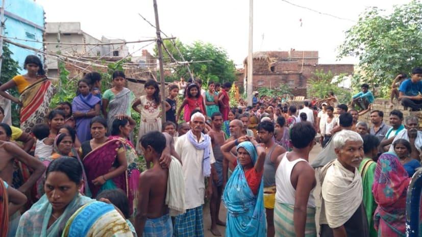 नालंदा में अपराधी बेख़ौफ़, दिन दहाड़े घर में घुसकर की गैस एजेंसी संचालक की चाकू से गोद कर हत्या