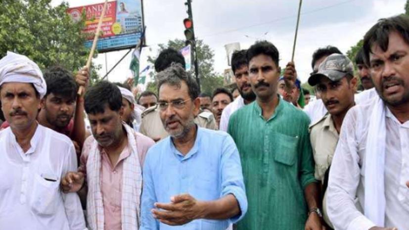 उपेंद्र कुशवाहा की भविष्यवाणी,कहा- मुजफ्फरपुर में अभी मासूम मरे हैं अब किसानों की बारी है..
