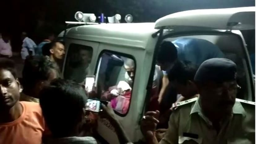 समस्तीपुर में बड़ा हादसा : मेले में हिलियम गैस से  भरी सिलेंडर हुआ ब्लास्ट, 11 लोग गंभीर रुप से जख्मी
