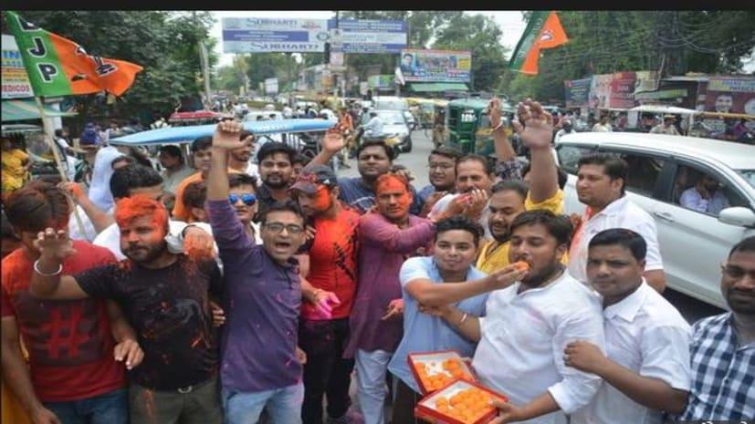 कश्मीर से धारा 370 हटाने को लेकर जश्न मनाएगी बीजेपी, विवादित नारों से परहेज करने की सलाह