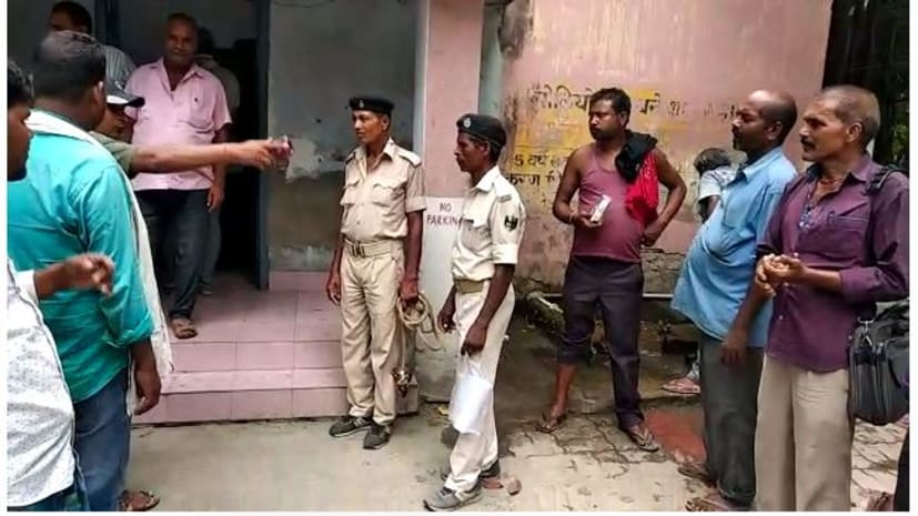 बड़ी खबर : कटिहार पुलिस को चकमा देकर कैदी हुआ फरार...