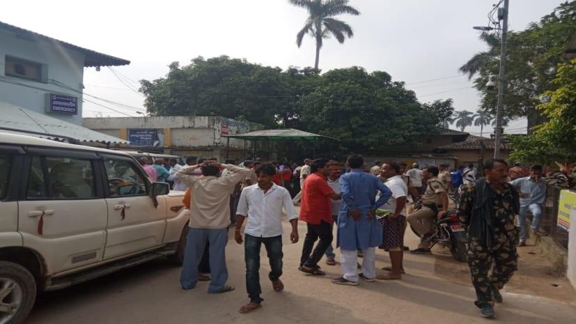 अभी-अभी : सीतामढ़ी में पूर्व मुखिया को मारी गोली, घटनास्थल पर  मौत