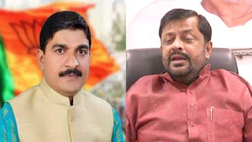 जेडीयू प्रवक्ता संजय सिंह पर बीजेपी नेता का बड़ा अटैक,कहा-जिन्हें तलवा चाटने की आदत वे हीं पैरों की धूल का हिसाब-किताब बता सकते हैं