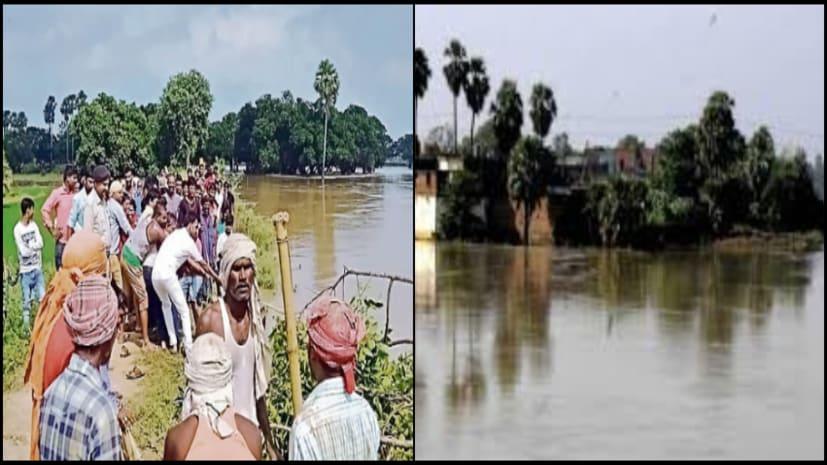 पुनपुन नदी के दाहिने सुरक्षा बांध के औचित्य पर स्थानीय लोगों ने उठाया सवाल, सरकार से पुनर्विचार करने की अपील