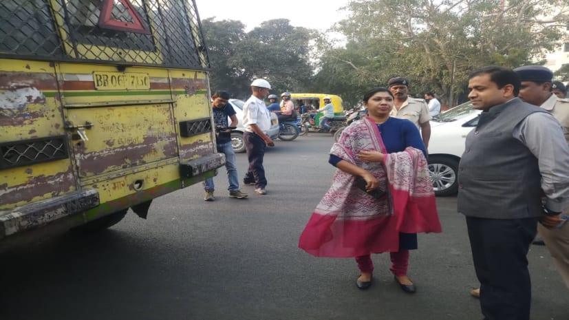 पटना में दूसरे दिन भी 6 जगहों पर चला विशेष वाहन प्रदूषण जांच अभियान, 52 वाहन जब्त 60 पर लगा जुर्माना