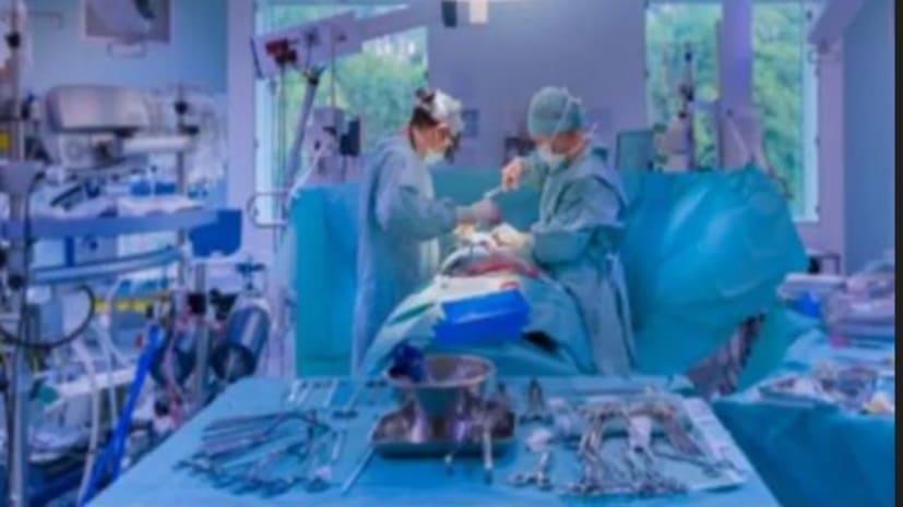 महिला के पेट में अचानक से हुआ दर्द, डॉक्टर ने निकाला 24 किलो का ट्यूमर