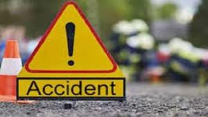 पटना में भीषण सड़क हादसा :  दो की मौके पर मौत, एक गंभीर रुप से घायल