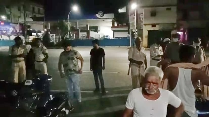 पटना में शख्स का मर्डर, जांच में जुटी पुलिस