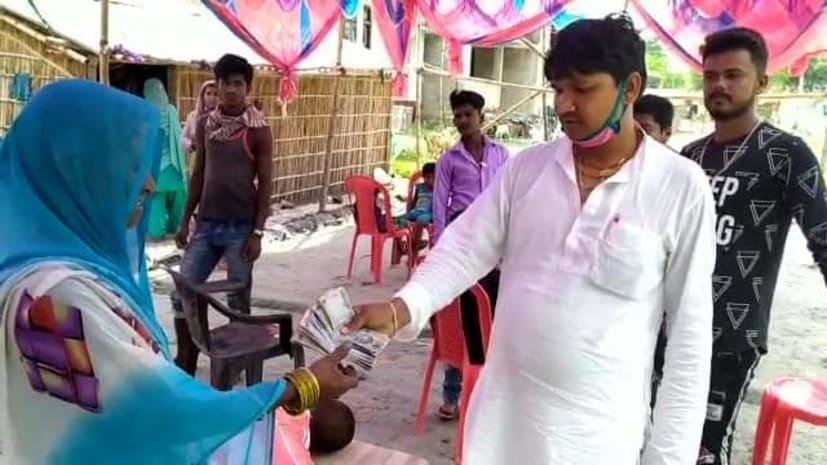मुजफ्फरपुर में बीएसपी प्रत्याशी पर केस दर्ज, कैश बांटते वीडियो हुआ था वायरल