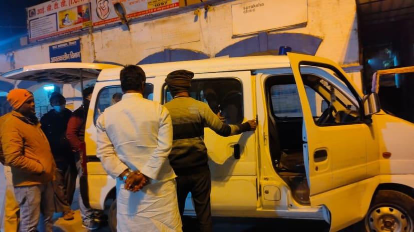 सिवान में अपराधियों ने छात्र की गोली मारकर की हत्या, दो दिन पहले भी एक को पैर में मारी थी गोली