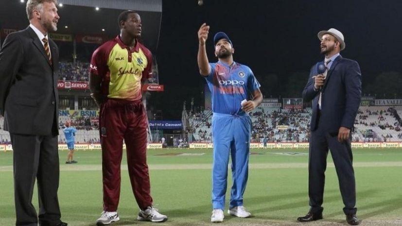 भारत-वेस्टइंडीज के बीच दूसरा टी-20 मुकाबला आज
