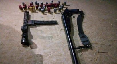 बिहार एसटीएफ को मिली सफलता, दो कार्बाइन और राइफल के साथ हथियार तस्कर गिरफ्तार