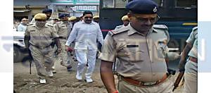 पटना पुलिस की नजरों में वांटेड ASI बाहुबली विधायक अनंत सिंह की सुरक्षा में लगा...पुलिस महकमे में हड़कंप