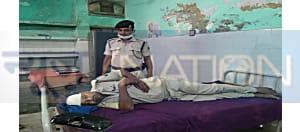 BIG BREAKING: मोतिहारी में बीडीओ की गाड़ी पर हमला, अधिकारी समेत दो पुलिसकर्मी घायल