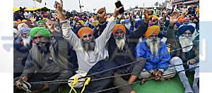 किसान आंदोलन 19वें दिन जारी, आज सिंघु, टिकरी, पलवल, गाजीपुर समेत सभी नाकों पर करेंगे अनशन