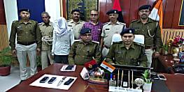 पुलिस ने खूशबू हत्याकांड का किया खुलासा, आरोपी देवर गिरफ्तार