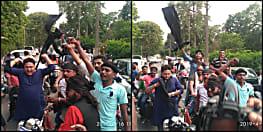 नहीं थम रहा कीर्ति आजाद का विरोध, बाहरी उम्मीदवार को लेकर कांग्रेसजनों में नाराजगी