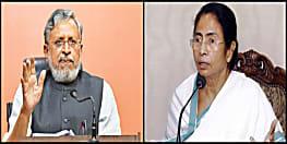 सुशील मोदी ने ममता के बंगाल की तुलना लालू राबड़ी राज के बिहार से की, बोले- आरजेडी की तरह टीएमसी पर भी लगाम लगाए चुनाव आयोग