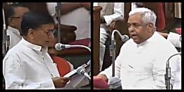 विधानसभा में एक बार फिर से घिर गए शिक्षा मंत्री , सवालों की बौछार से सहमे मंत्री