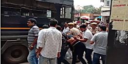 पटना के एमपी-एमएलए कोर्ट में पेश हुए मोकामा विधायक अनंत सिंह