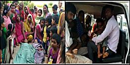 समस्तीपुर में हादसों का बुधवार, अलग-अलग घटनाओं में डूबने से 7 बच्चों की मौत