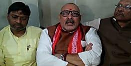 गिरिराज सिंह ने किया ऐलान..जिस दिन मेरी ये इच्छा पूरी  हुई,उसी दिन राजनीति से ले लूंगा सन्यास