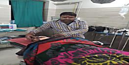सीतामढ़ी में अपराधियों ने दो लोगों को मारी गोली, जांच में जुटी पुलिस