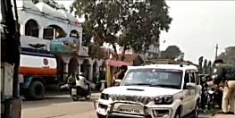 सड़क जाम में फंस गयी जिले के बड़े साहब की गाड़ी, मारपीट पर उतर गए सुरक्षाकर्मी